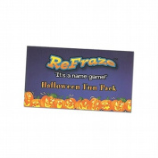 ReFraze Fun Pack Halloween Edition Card Game