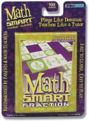 Math Smart Fraction Addition Common Denominator Card Game