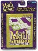 Math Smart Fraction Addition Common Denominator Card Game