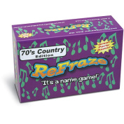 ReFraze 70's Country Edition Card Game