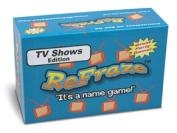 ReFraze TV Shows Edition Card Game