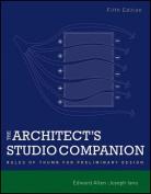 The Architect's Studio Companion