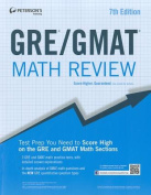 Peterson's GRE/GMAT Math Review