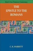 The Epistle to the Romans (Black's New Testament Commentary