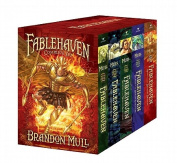 Fablehaven Complete Set (Boxed Set)