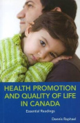 Health Promotion & Quality of Life in Canada