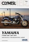 Clymer Yamaha V-Star 1300, 2007-2010