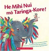 He Mihi Nui Mo Taringa-Kore! [MAO]