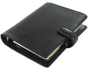 Filofax Finsbury Organiser Pocket Black