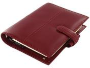 Filofax Classic Organiser Pocket Cherry