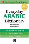 Everyday Arabic Dictionary