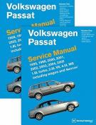 Volkswagen Passat (B5) Service Manual