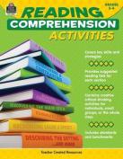 Reading Comprehension Activities, Grade 3-4