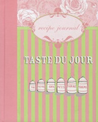 Taste Du Jour Recipe Journal