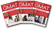 Manhattan GMAT Verbal Strategy Guide Set, 5th Edition