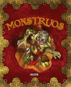 Monstruos (Aventuras Fantasticas) [Board book] [Spanish]