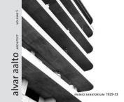 Alvar Aalto Architect Vol. 5 Paimio Sanatorium 1928-33