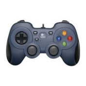 LOGITECH F310 Gamepad USB port Precision from two analog sticks with digital buttons & smooth