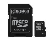 8GB SDHC MicroSD Class 4 MEM Card