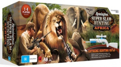 Remington Super Slam Hunting Africa Gun Bundle