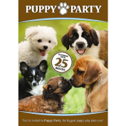Animal Atlas: Puppy Party DVD