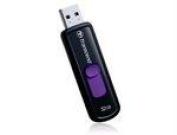 Transcend JetFlash V500 32Gb USB Flash Disk - Purple