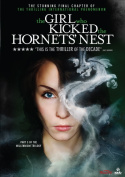The Girl who Kicked the Hornets' Nest [Region 4]