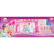 Disney Princess Colouring Mega Box Set