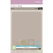 """Cuttlebug Cutting Plate B 15cm """"X8"""""""" 2/Pkg-"""