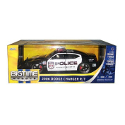 1:18 Scale Die-cast Car - 2006 Dodge Charger R/T
