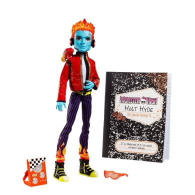 Monster High - Holt Hyde
