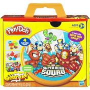 Play-Doh Playset - Marvel Super Hero Squad