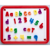 Learning Resources Magnetic Alphabet & Numbers