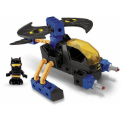 Fisher-Price TRIO Batman Vehicle Set - Batwing