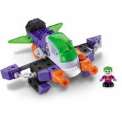 Fisher-Price TRIO Batman Vehicle Set - Joker-Bot