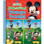 Mickey Mouse Picture Puzzle Book