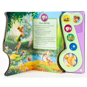 Play-A-Sound Book - Tinker Bell Songs from Pixie Hollow