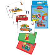 Richard Scarry's Busytown Cars & Trucks Card Game