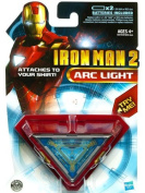 Iron Man Movie Triangle ARC Light