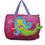 Sassafras Enterprises 3545MR Seafriends Mermaid Soft Bag