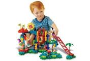 Learning Resources Gears! Gears! Gears! Dizzy Fun Land Motorised Set