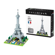 NANOBLOCK SITES TO SEE EIFFEL TOWER