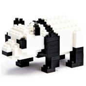 Nanoblock Animals Level 2, Giant Panda