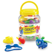 Learning Resources Snap 'N' Learn Shape Butterflies