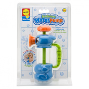 Alex Toys Rub A Dub Sea Horse Water Pump Bath Toy