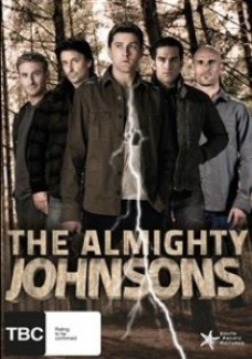 The Almighty Johnsons - Season 1 (3 Disc Set)