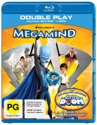 Megamind (Blu-ray/DVD) [Blue-ray] [Blu-ray]