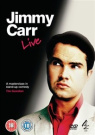 Jimmy Carr: Live [Region 2]