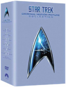 Star Trek: The Movies 1-6 [Region 2]