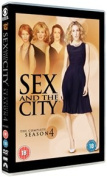 Sex and the City: Series 4 [Region 2]